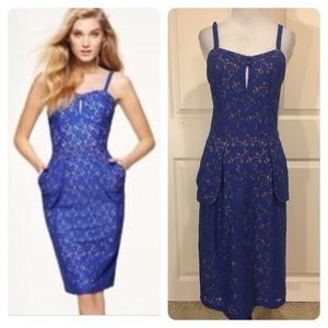 Fashion Star Express Hunter Bell lace dress